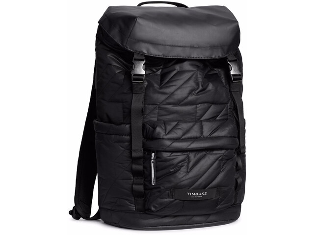 Timbuk2 Launch Pack jet black quilted